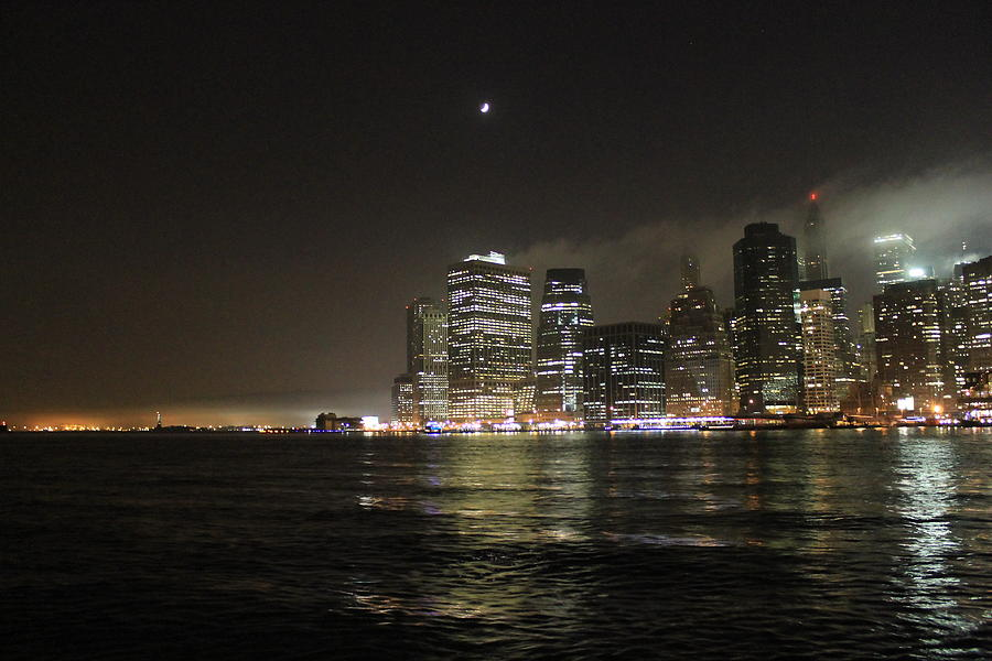 Manhattan Photograph - Manhattan by Nina Mirhabibi