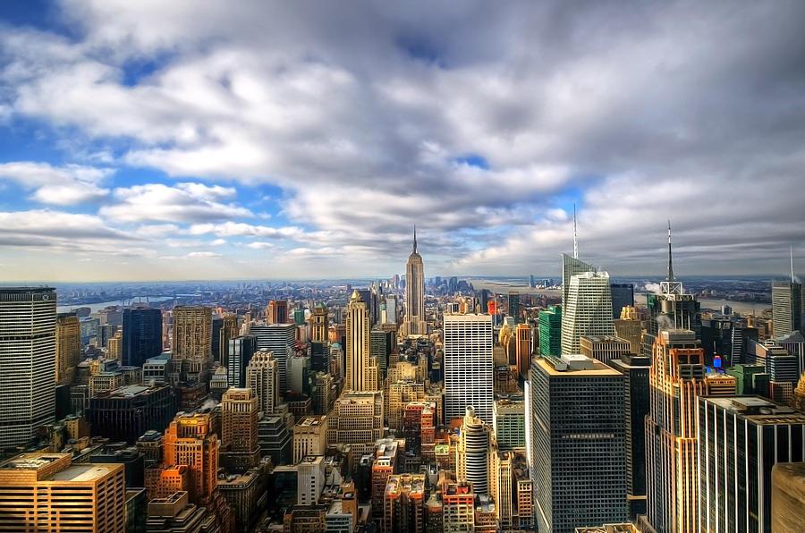 America Photograph - Manhattan05 by Svetlana Sewell