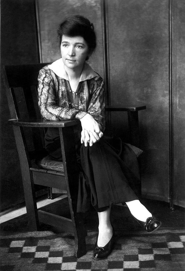 Historical Photograph - Margaret Sanger In 1916 by Everett