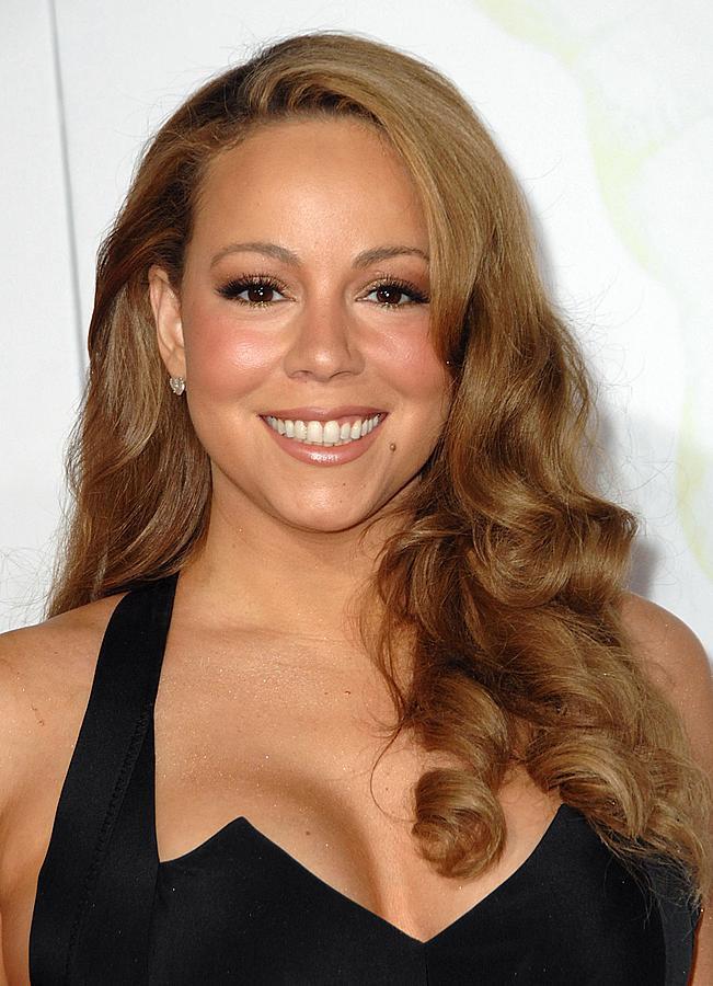 Mariah Carey Photograph - Mariah Carey At Arrivals For Afi Fest by Everett