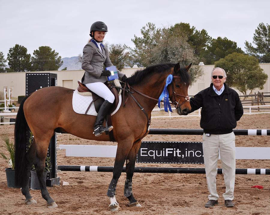 Marsh And Sterling 1st Place Photograph by Yvonne Hazelton
