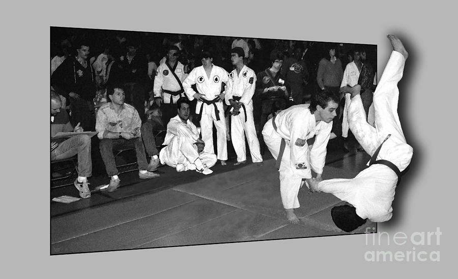 Karate Photograph - Martial Arts 4 by Jeff Breiman