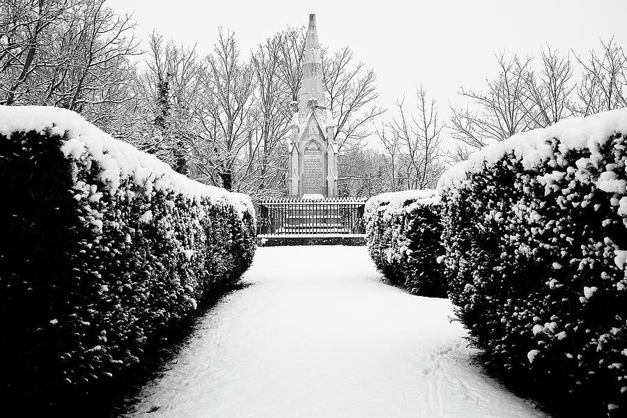 Horizontal Photograph - Martyrs Memorial by Chris Barber