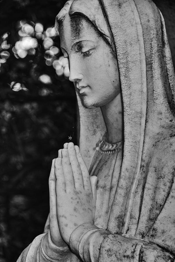 Ancient Photograph - Mary by Kelly Rader