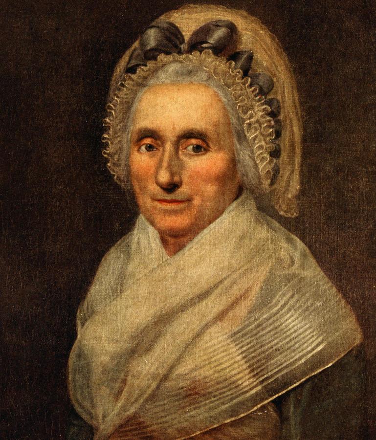 Mary Washington Photograph - Mary Washington - First Lady  by International  Images