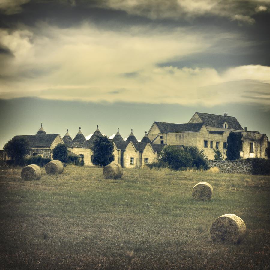 Farm Photograph - Masseria by Joana Kruse
