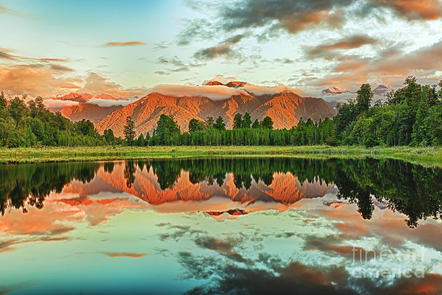 Matheson Photograph - Matheson Lake by MotHaiBaPhoto Prints