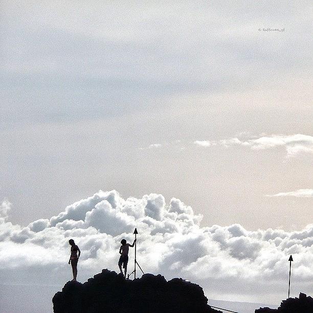 Instagram Photograph - Maui, Black Rock,  Known To Ancient by Raffaele Salera