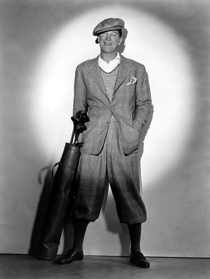 1930s Fashion Photograph - Maurice Chevalier, Ca. Early 1930s by Everett
