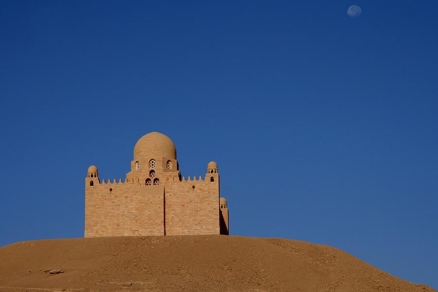 Mausoleum Of The Aga Khan By Joe Clair Carnegie Libyan Soup