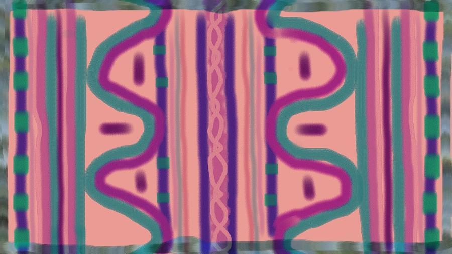 Maya Digital Art - Maya by Rosana Ortiz
