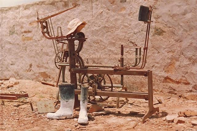 Mechanist Photograph - Mechanist Life by Lalit Sharma