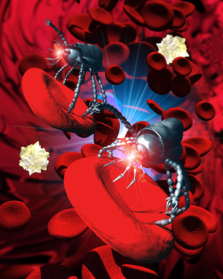 nanorobotics in the field of medicine Nanorobotics: current approaches and techniques is a comprehensive overview of this interdisciplinary field with a wide ranging discussion that includes nano.