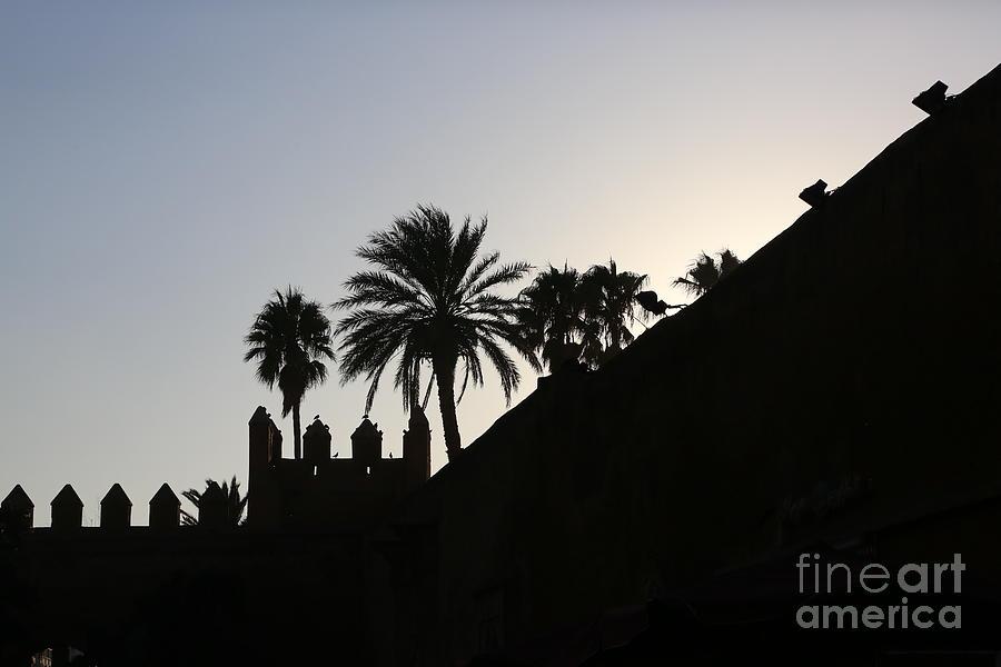 Morocco Photograph - Medina I Rabat by Chuck Kuhn