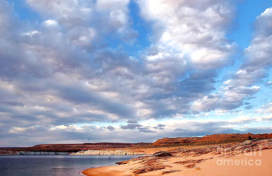 Lake Powell Photograph - Meditation by Thomas R Fletcher