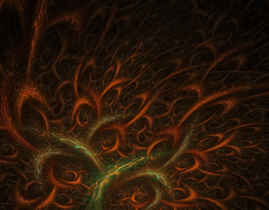 Flame Photograph - Medusa by Lourry Legarde
