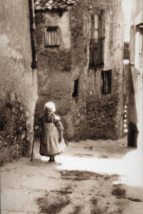 Sicily Photograph - Memories From Motherland by Michele Mule