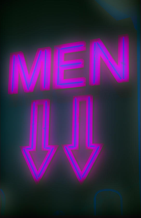 Electric Photograph - Men by Richard Piper