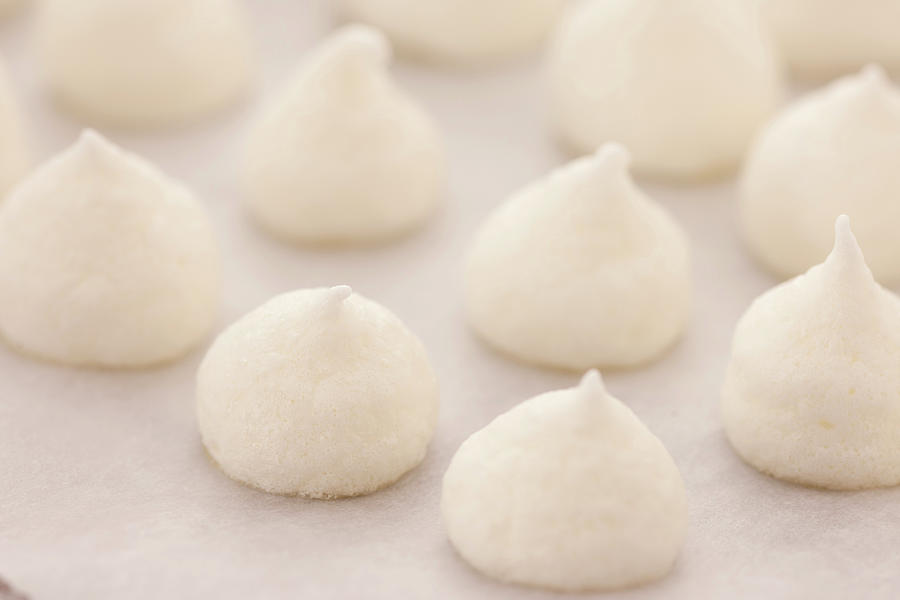 Horizontal Photograph - Meringue by James And James