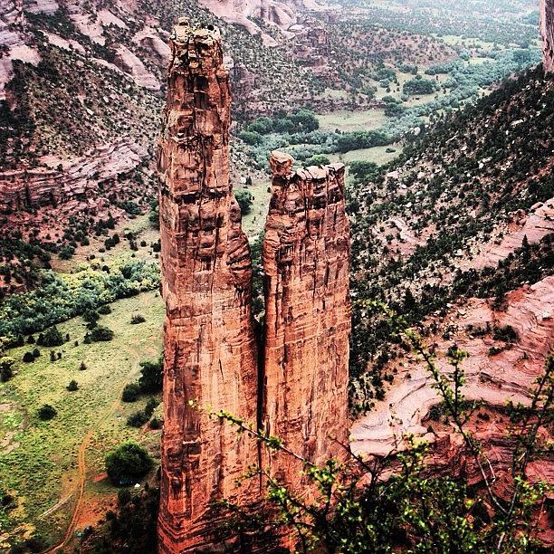 Colorado Photograph - Mesa Verde by Luisa Azzolini