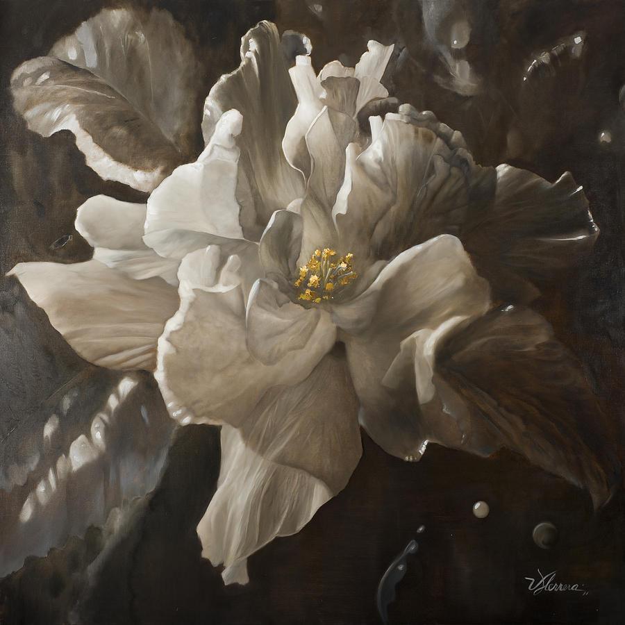Painting - Metamorfosis Series by Victoria  Herrera