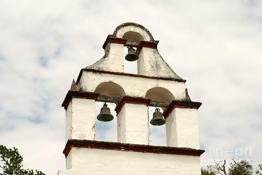 Mexican Church Bells Mexico Photograph By John Mitchell