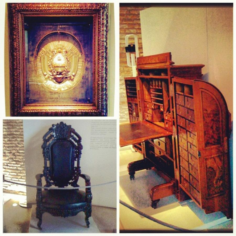 Mi Visita Al Museo Del Bicentenario!! Photograph by Pablo Grippo