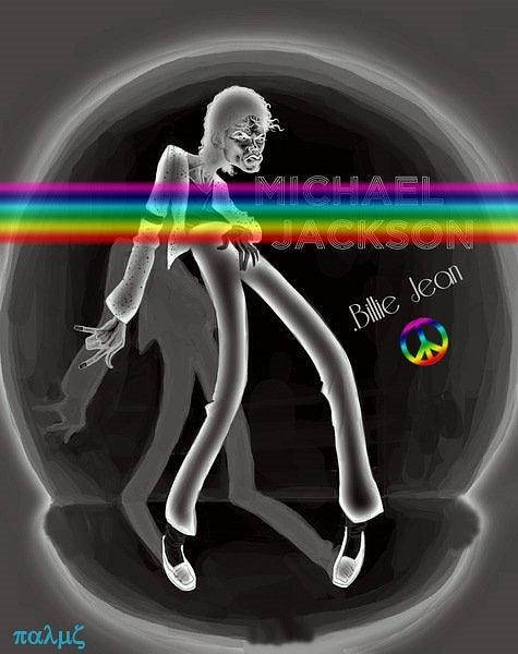 Michael Jackson Digital Art - Michael Jackson Tribute by Rahul Chakraborty