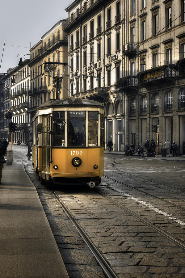 Milan Photograph - Milan Italy by Joana Kruse
