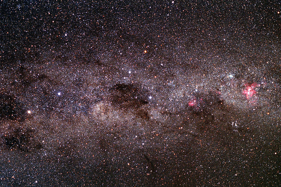 Milky Way Photograph - Milky Way by Dr Fred Espenak
