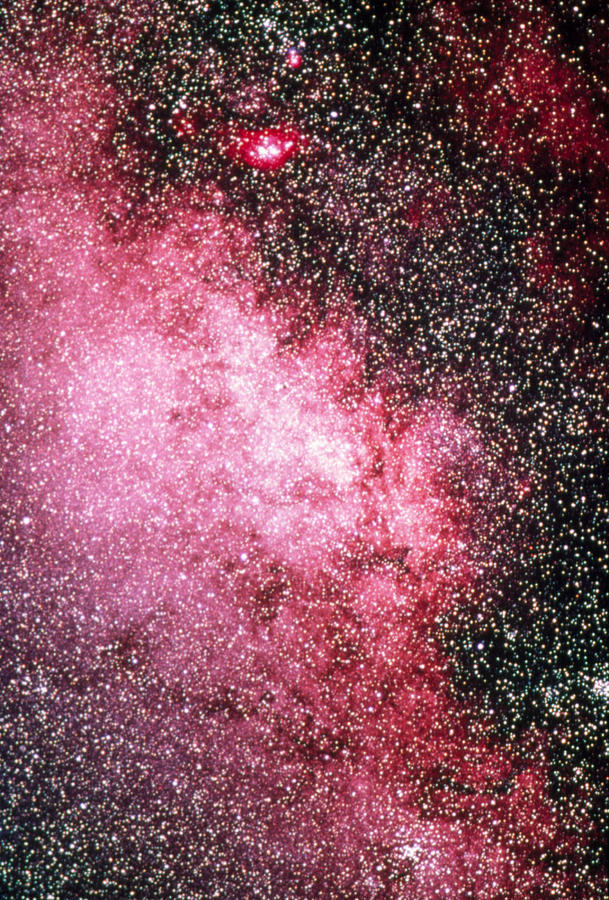 Optical Photograph - Milky Way Starfield by Dr Juerg Alean