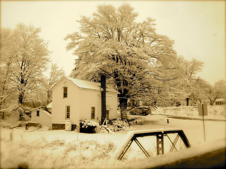 Landscape Photograph - Millville by Arthur Barnes