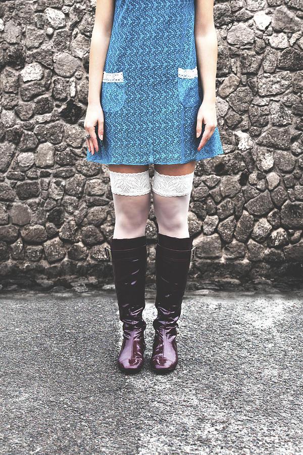 Woman Photograph - Minidress by Joana Kruse