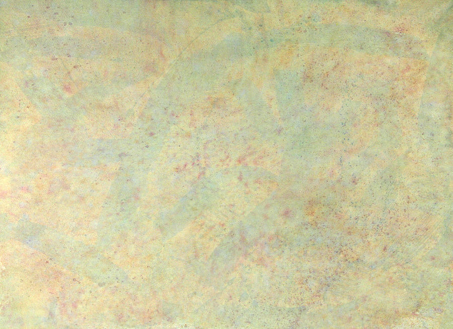 Minimal Painting - Minimal Number 4 by James W Johnson