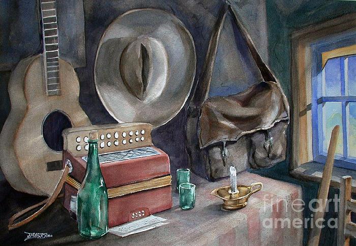 Minstrels Retreat by John Mabry