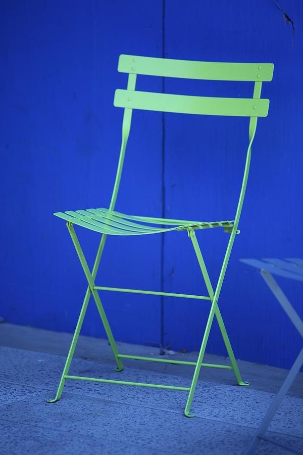 Chair Photograph - Misc 0036 by Carol Ann Thomas