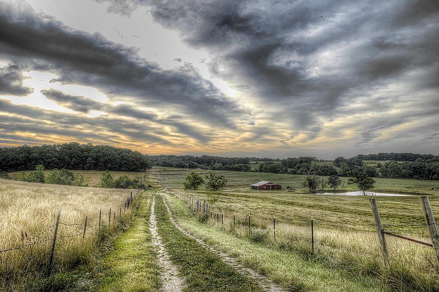 Missouri Photograph - Missouri Dawn by William Fields