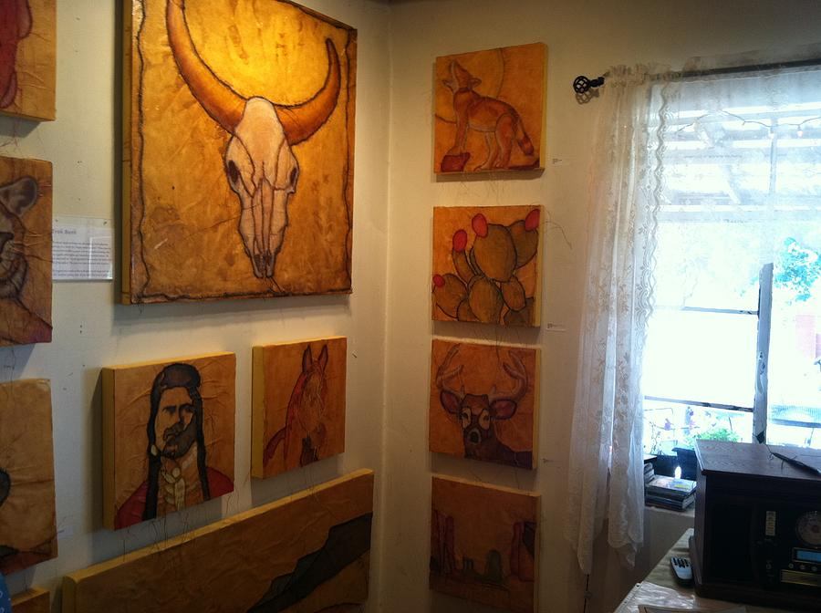 Gallery Photograph - Mixed Media Works by Ghost Pony Gallery