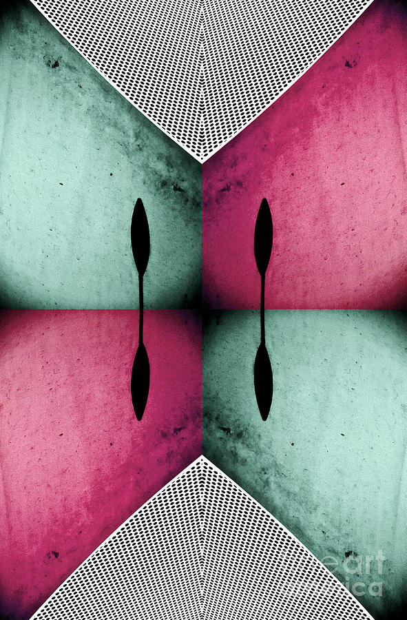 Abstract Photograph - Modern Abstract With An African Theme 1 by Emilio Lovisa