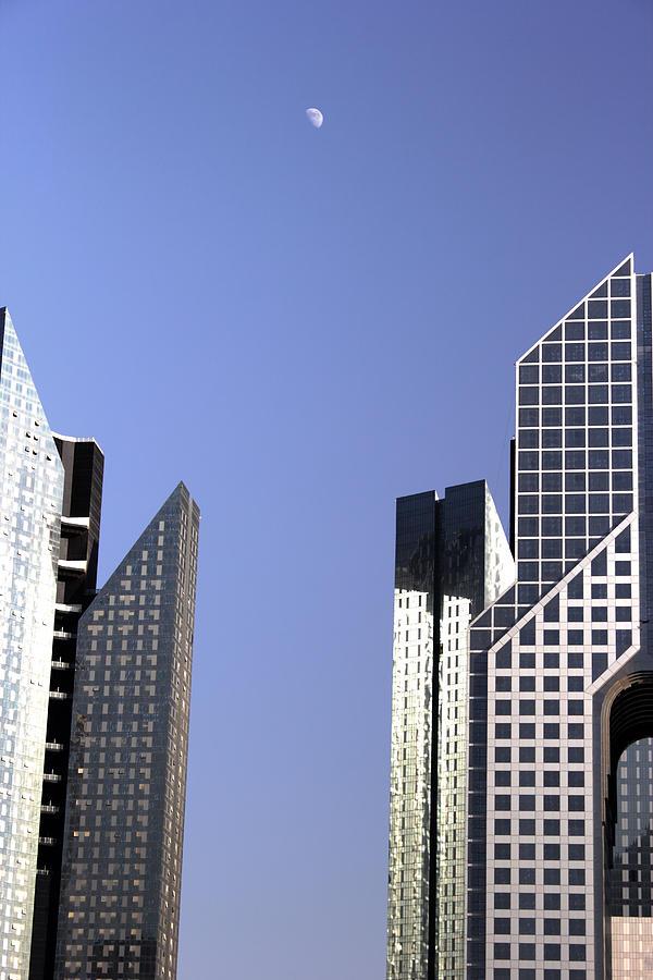Building Photograph - Modern Architecture  by Radoslav Nedelchev