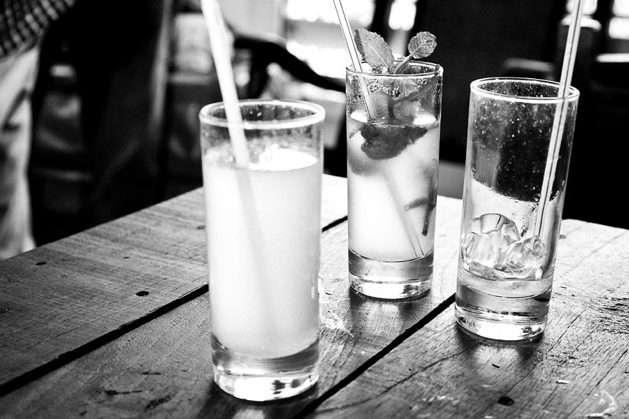 Cuba Photograph - Mojitos by Nicole Neuefeind
