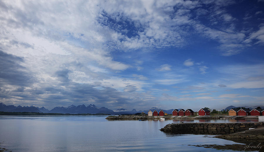Molde Photograph - Molde by Chad Bromley