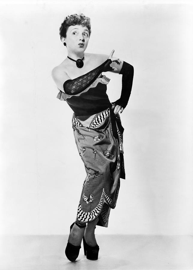 History Photograph - Molly Picon 1898-1992, Sweetheart by Everett