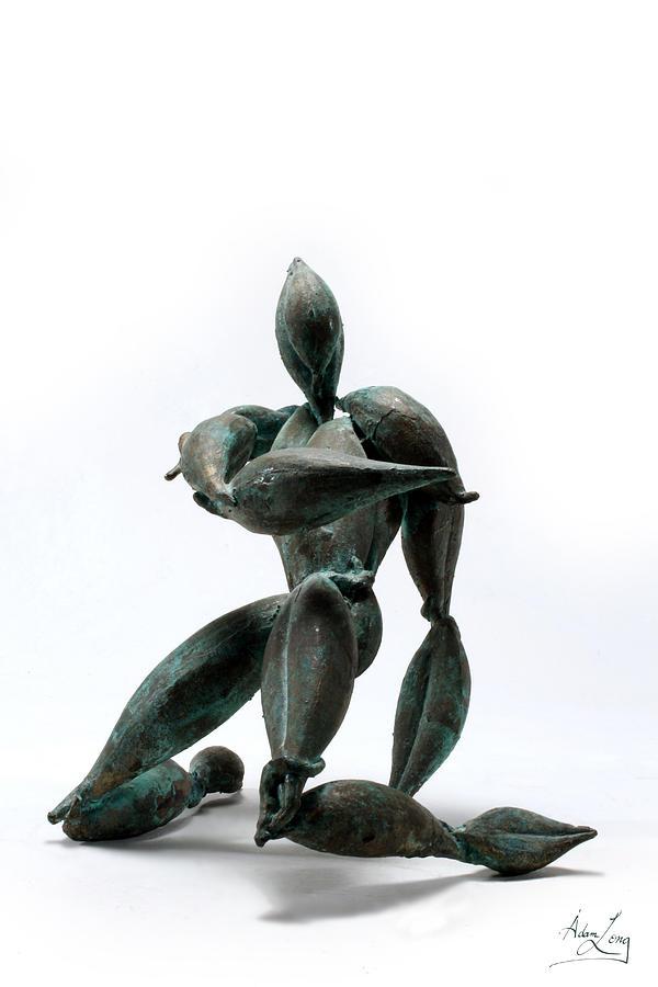Monarchs Hero Sculpture by Adam Long