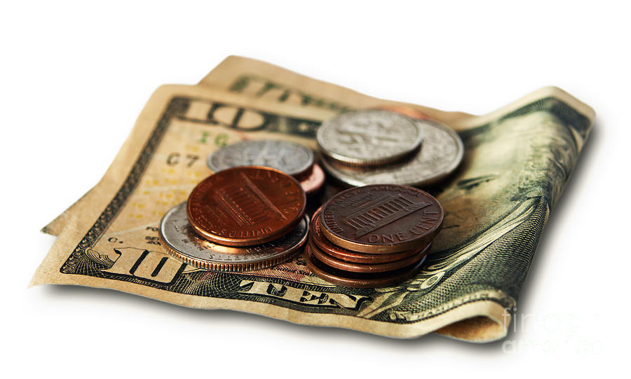 Accounting Photograph - Money by Blink Images