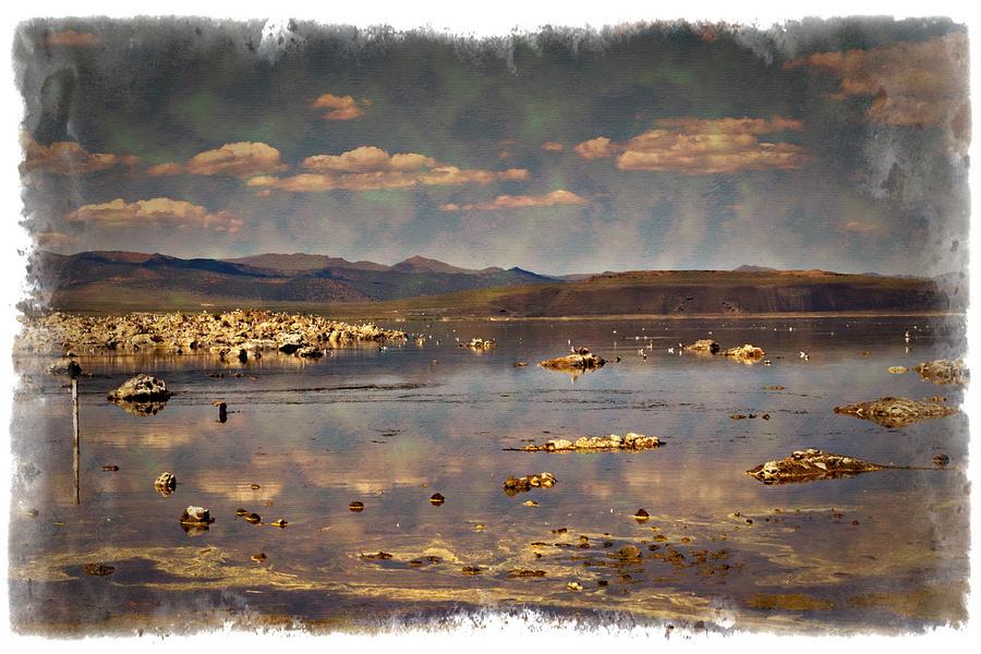 Mono Photograph - Mono Lake - Impressions by Ricky Barnard