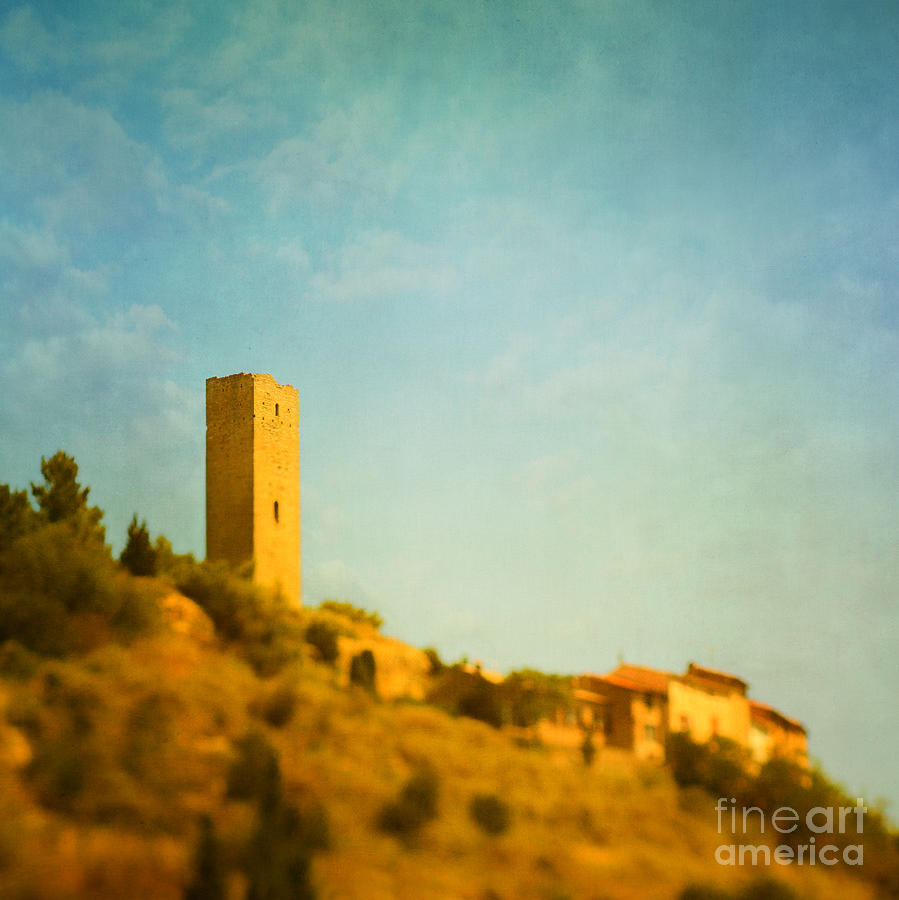 South Of France Photograph - Montaday Tour by Paul Grand