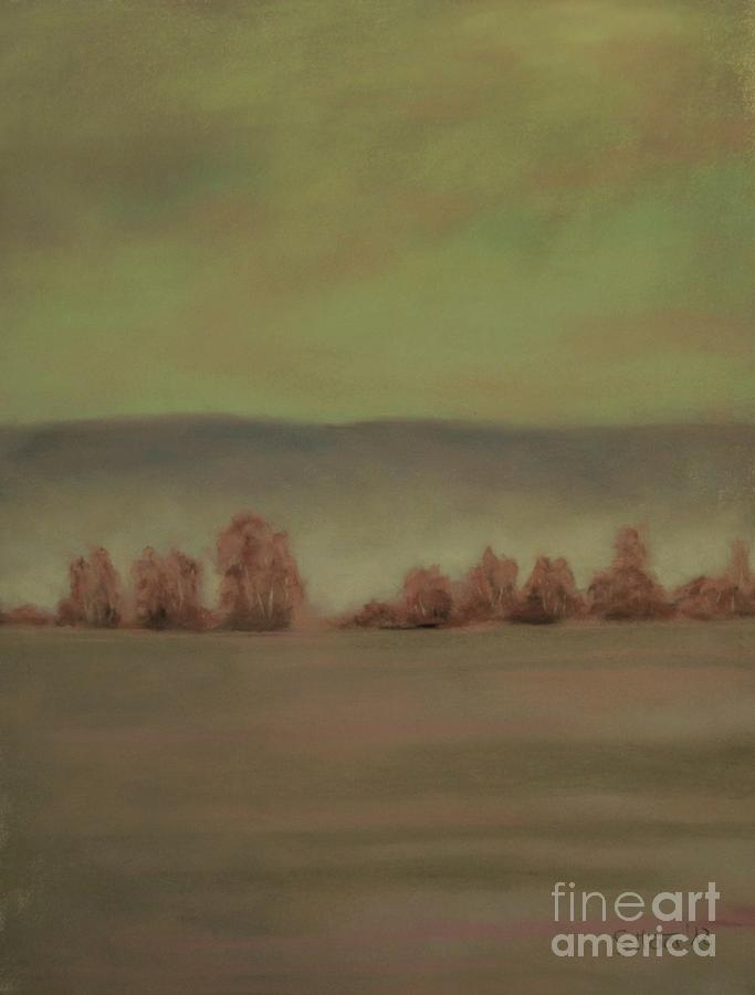 Landscape Painting - Montana Landscapes II by Sabina Haas