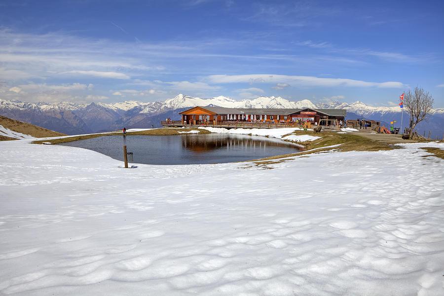 Rivera Photograph - Monte Tamaro - Alpe Foppa - Ticino - Switzerland by Joana Kruse
