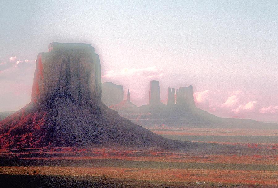 Horizontal Photograph - Monument Valley, Arizona, Usa by Stefano Salvetti